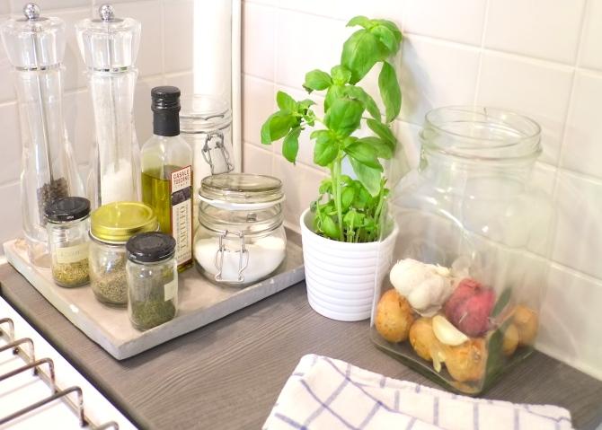 Betonia keittiossa | Kauniit neliot