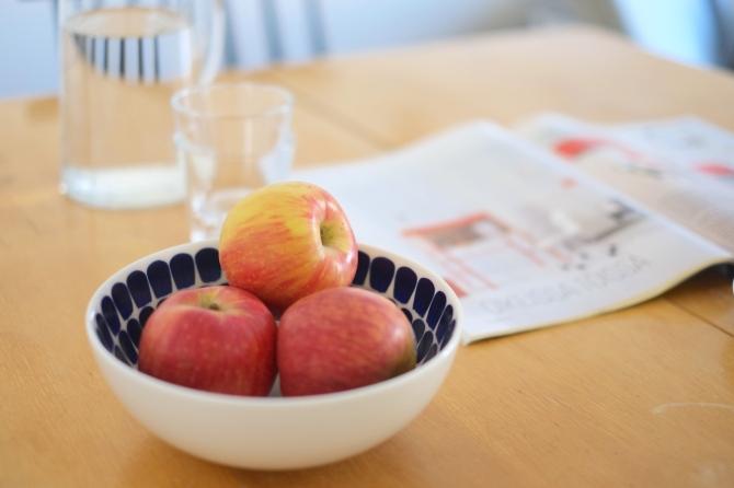 Omenat | Kauniit neliot