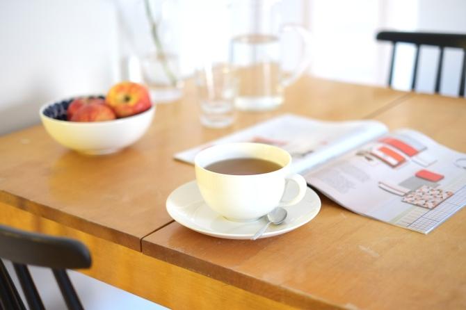 Teekuppi | Kauniit neliot