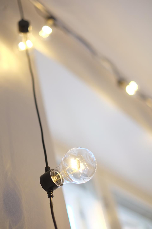 Stringlights 3 | Kauniit neliot