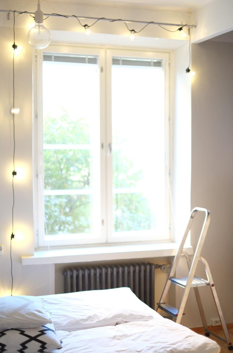 Stringlights | Kauniit neliot