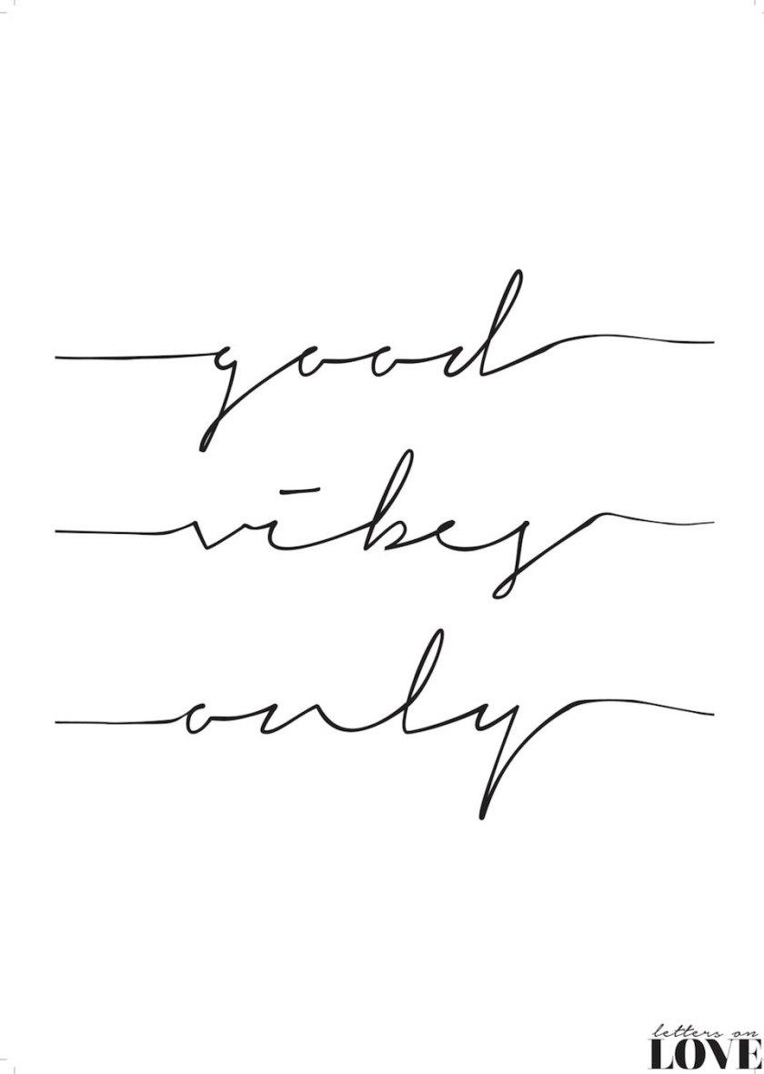Good Vibes | Kauniit neliot