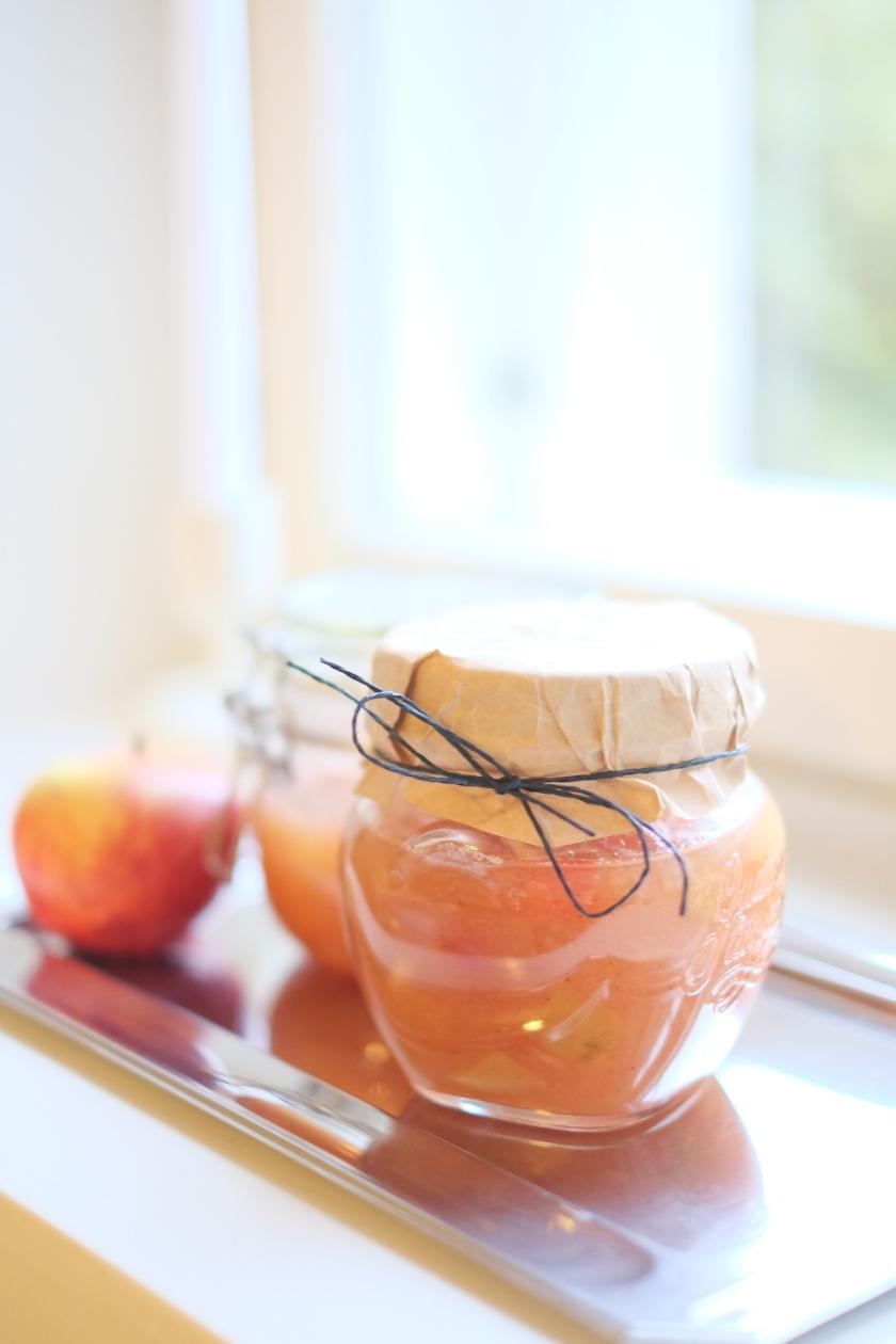 Omenahillo | Kauniit neliot