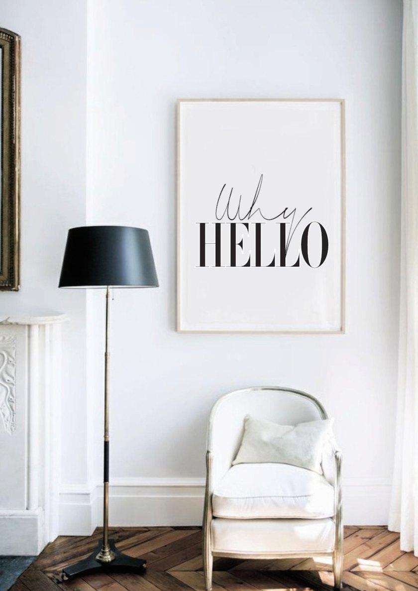 Why Hello | Kauniit neliot