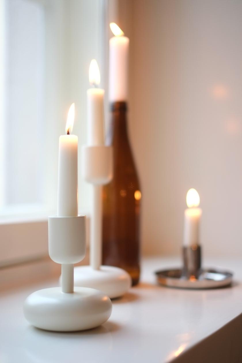 Kynttilät 2 | Kauniit neliot