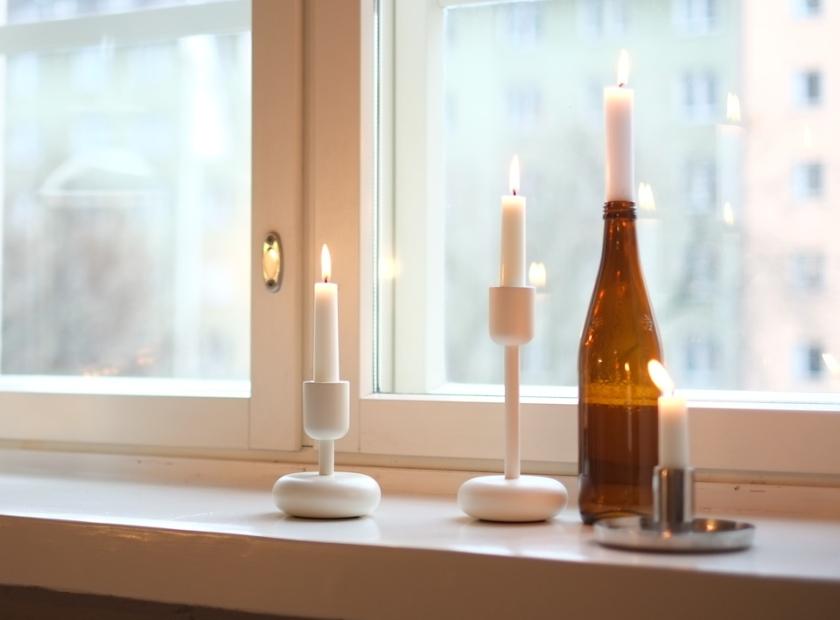 Kynttilät 3 | Kauniit neliot