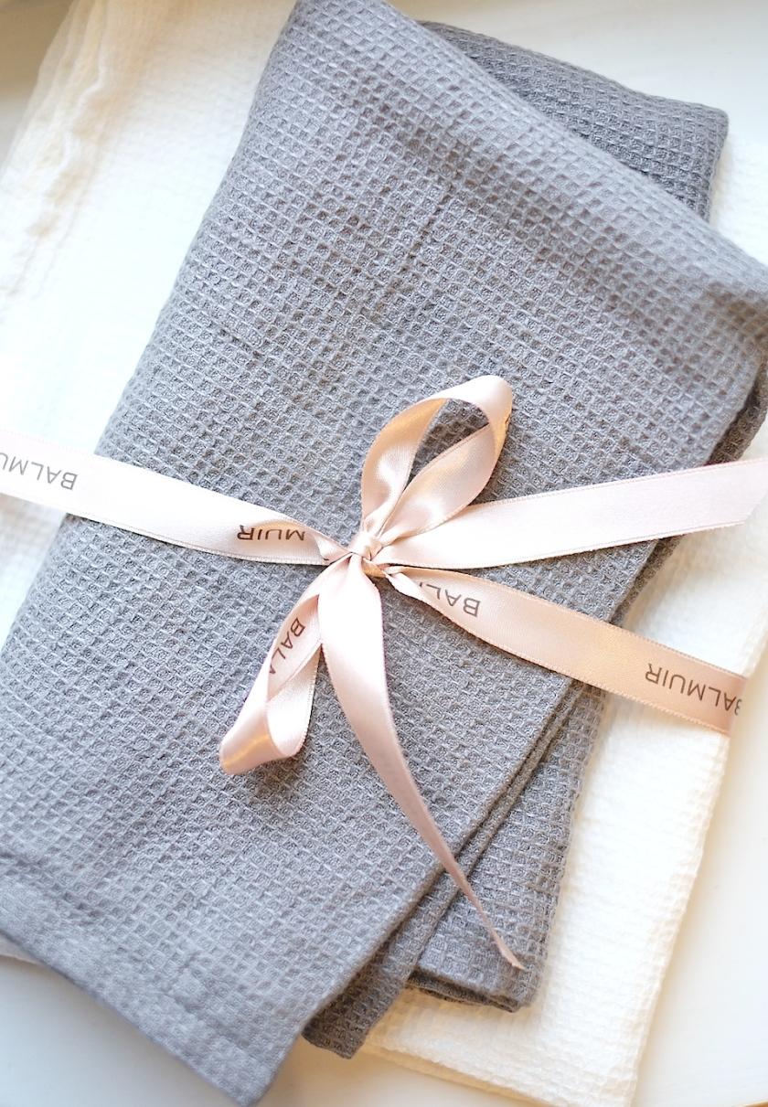 Balmuir pyyhe | Kauniit neliot