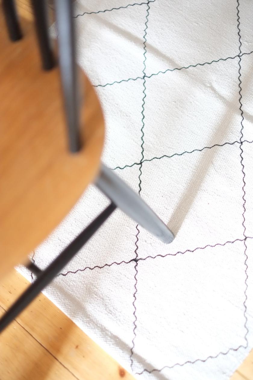 Keittiön matto / Kauniit neliot