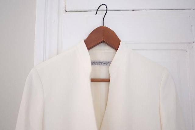 Armani jakku 6 : Kauniit neliot